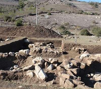 کشف بقایای انسانی و حیوانی متعلق به عصر آهن، در رامسر