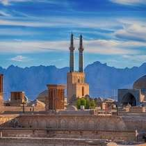 Yazd Sightseeing and Desert Touring