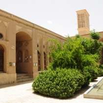 Architecture of Traditional Houses in Yazd