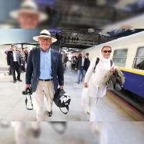 ورود قطار گردشگری عقاب طلایی به یزد