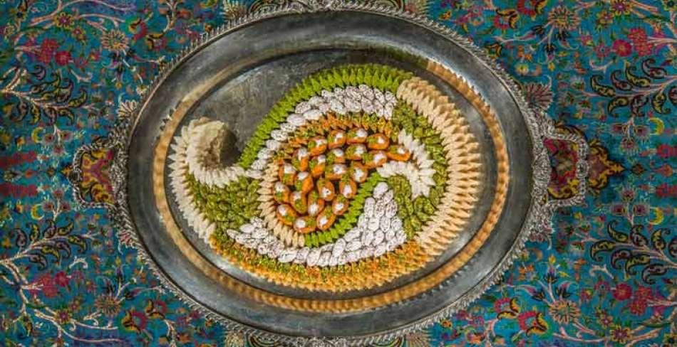 شیرینی سازی حاج خلیفه علی رهبر یزد