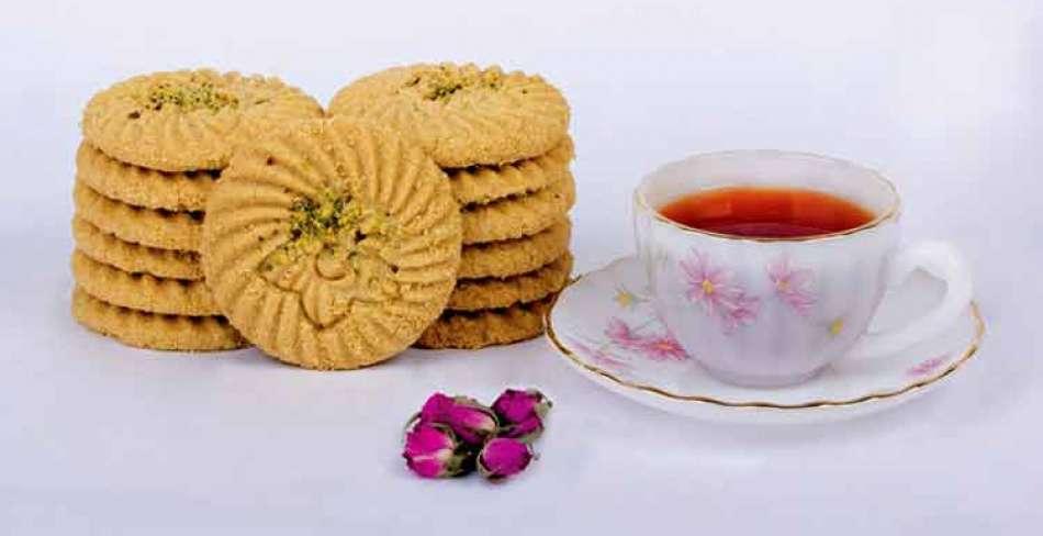 شیرینی گل یاس یزد