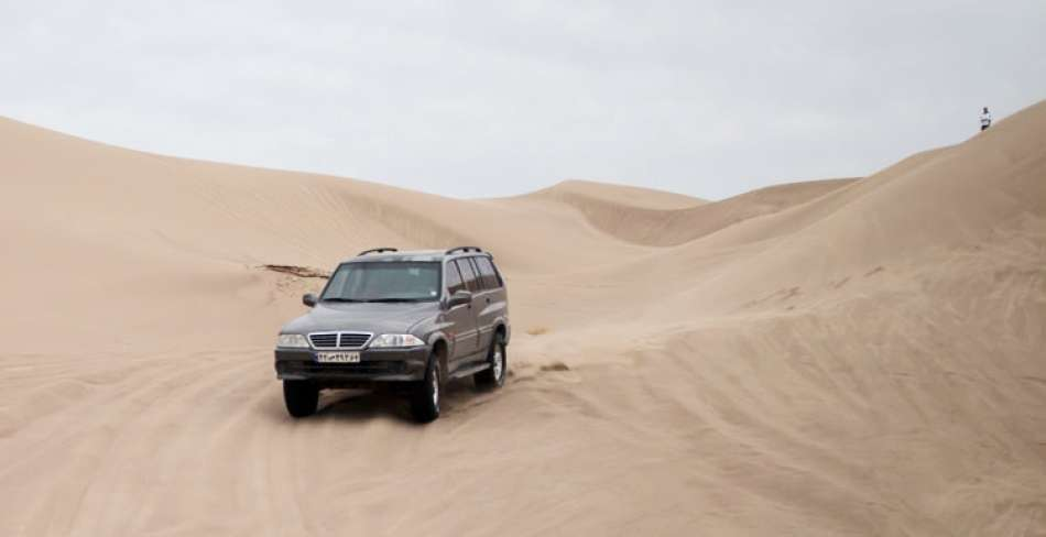 Shenoshaden Desert Camp