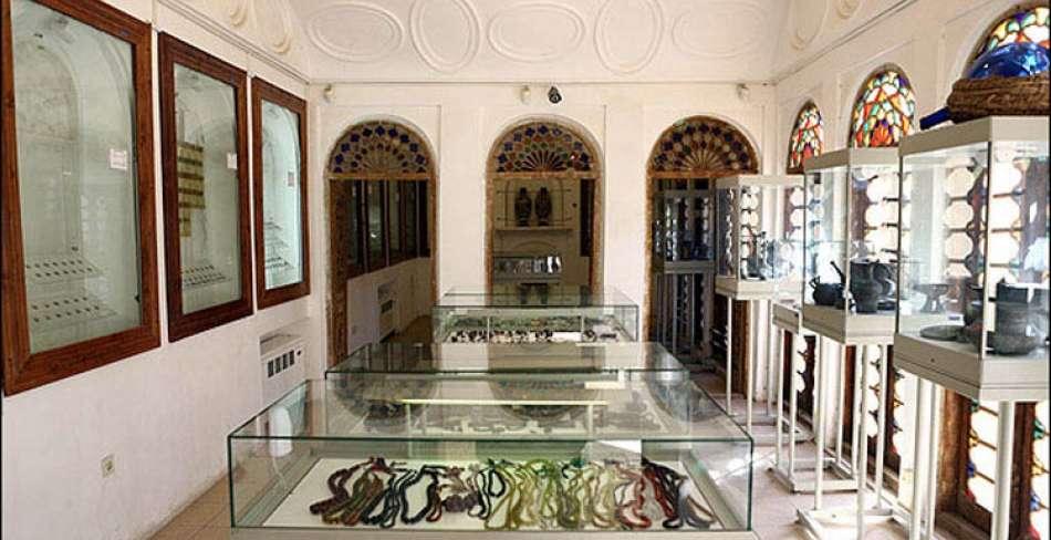 موزه سکه و مردم شناسی حیدر زاده یزد