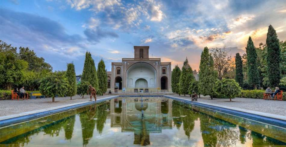 Naaji Park of Yazd