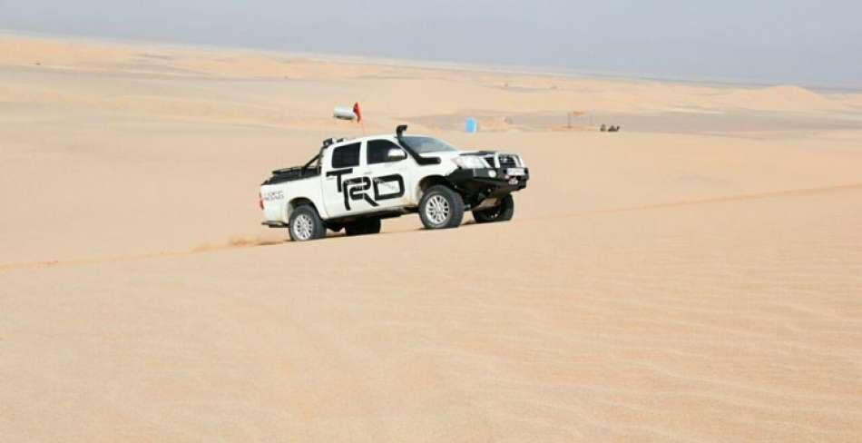 Khatere Fahraj Desert Camp