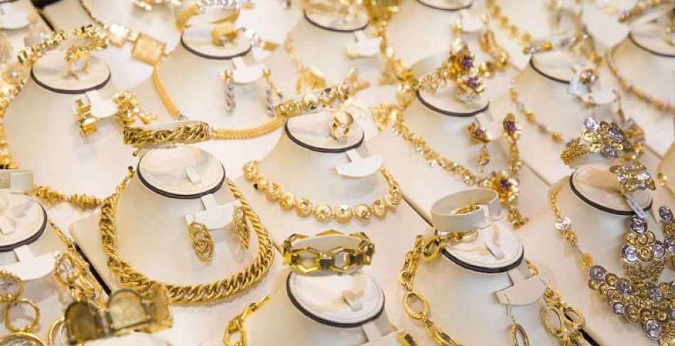طلا فروشی غلمان یزد