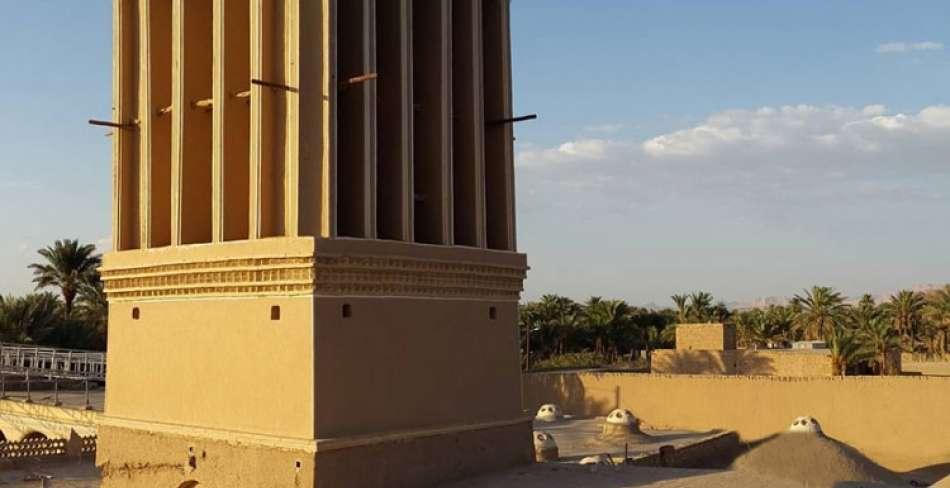 باغ حمص بافق