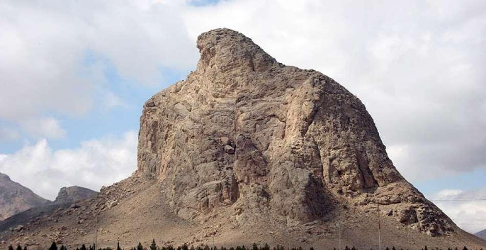 کوه عقاب تفت