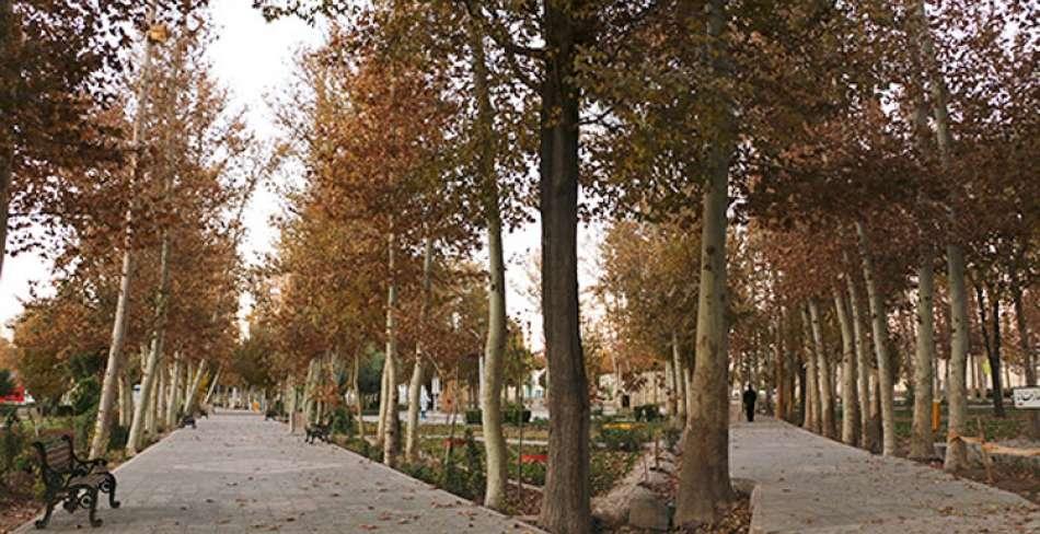 Haftom-e Tir Park
