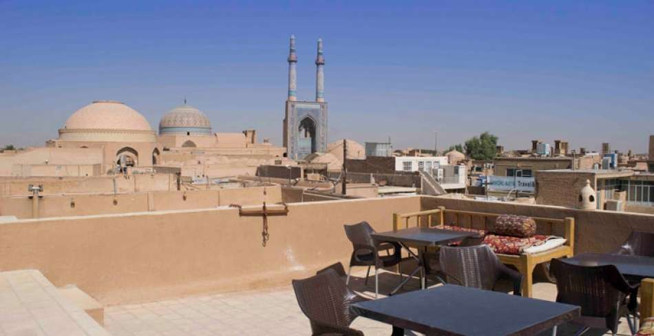 رستوران سنتی هتل شرق یزد