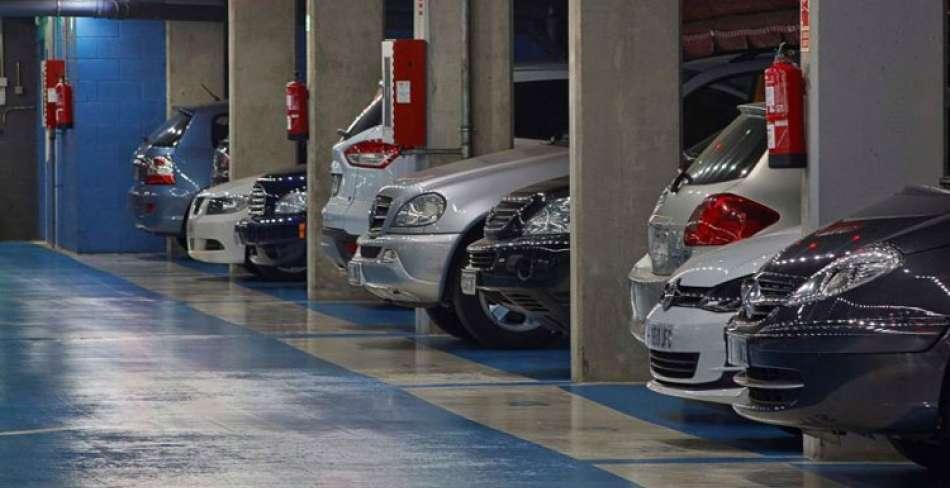 پارکینگ عمومی شهرداری یزد