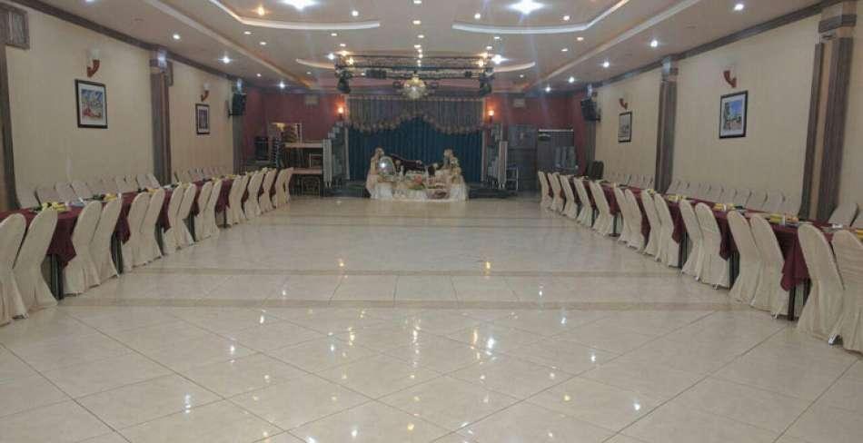 تالار پذیرایی هتل پارسیان یزد