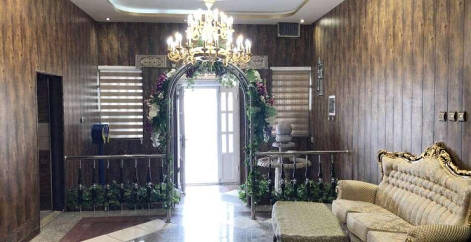 تالار قصر نور یزد