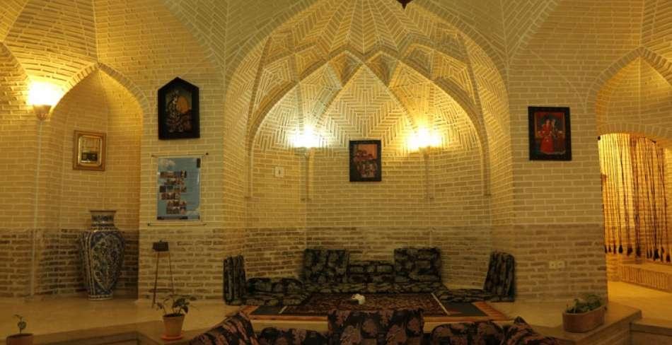 رستوران سنتی ابوالمعالی یزد