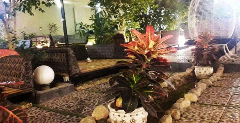 کافه رستوران شهریار یزد