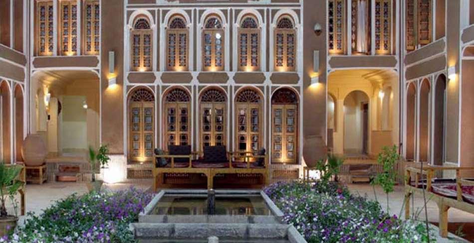 خانه رشتیان (هتل سنتی یزد)