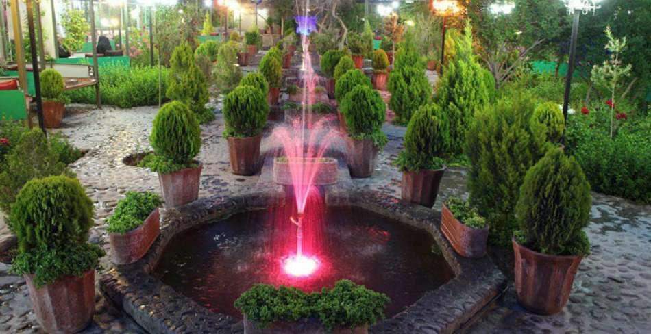 رستوان باغ شانار یزد