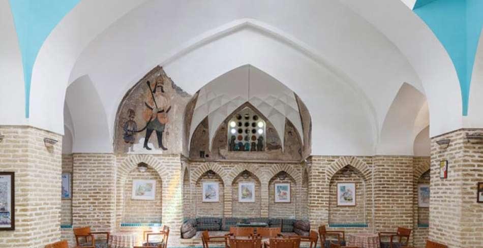 Hammam e Khan Restaurant
