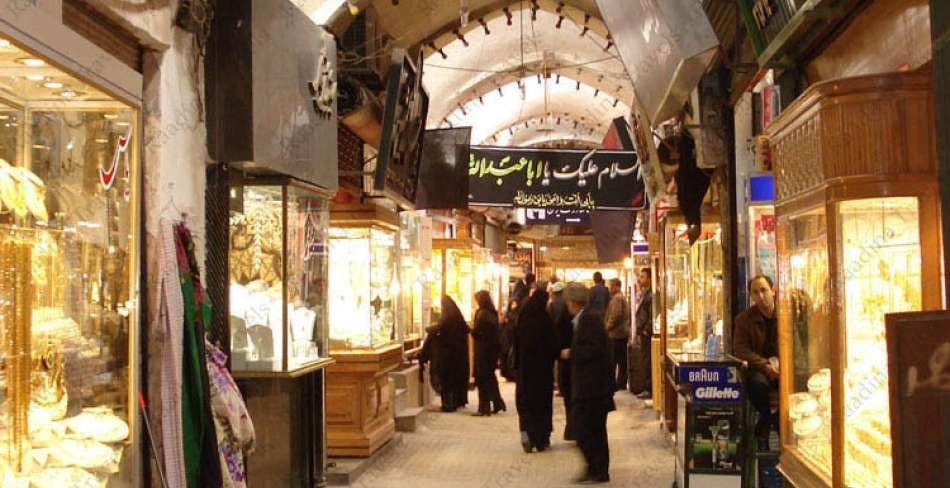 Historical Bazaars in Yazd