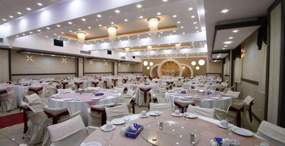 تالار پذیرایی هتل تهرانی