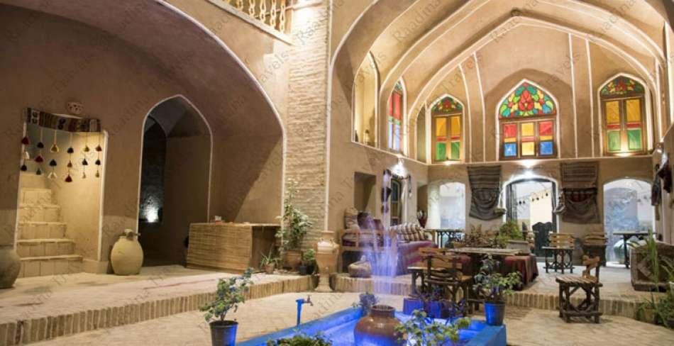 خانه خالو میرزا عقدا ( هتل سنتی خالو میرزا )