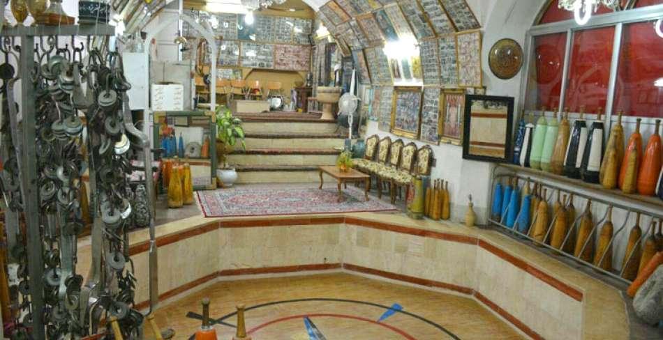 زورخانه خواجه خضر یزد