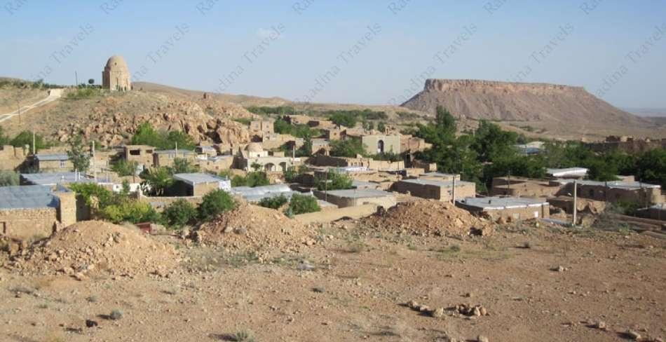 روستای توران پشت تفت