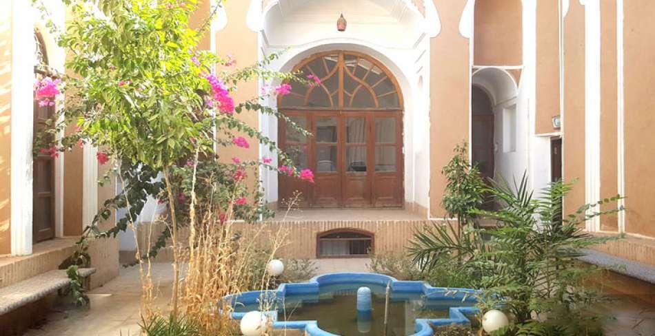 خانه اولیا یزد (خانه گردشگری یزد)