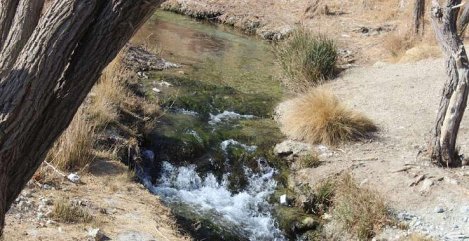 چشمه نهر مسیح خاتم
