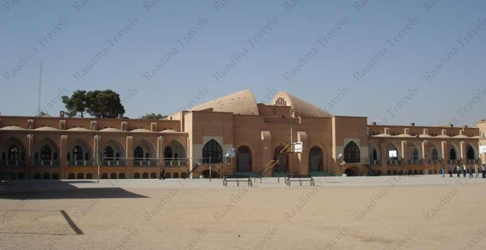 دبیرستان ایرانشهر یزد