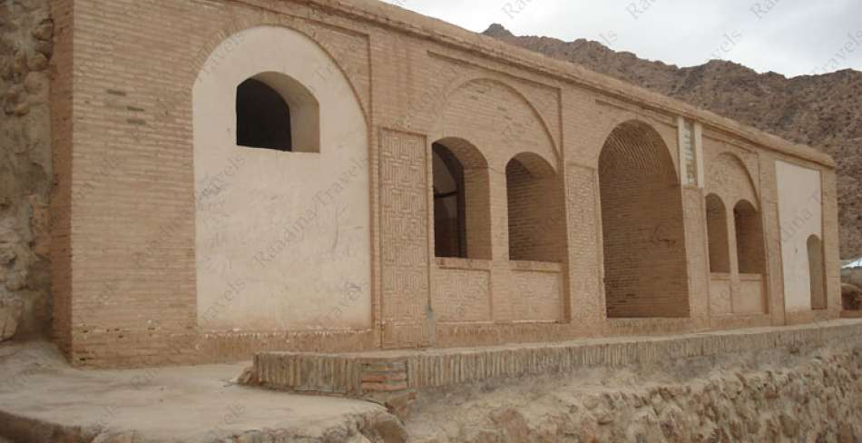Pars Banoo , A Zoroastrian Temple