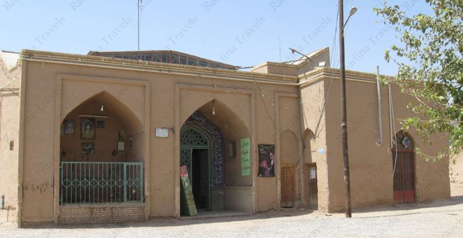 Rig Mosque in Rezvanshahr