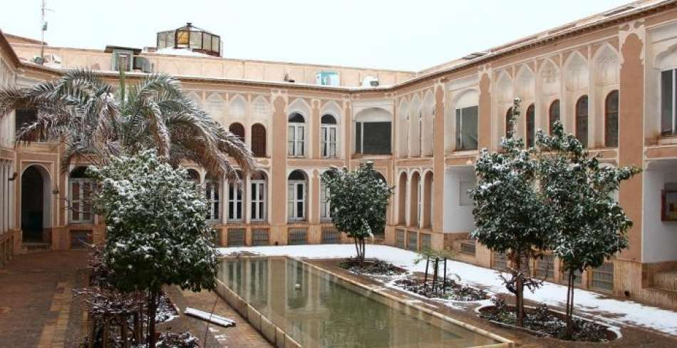 Mortaz House ( Faculty of Arts and Architecture of Yazd University )