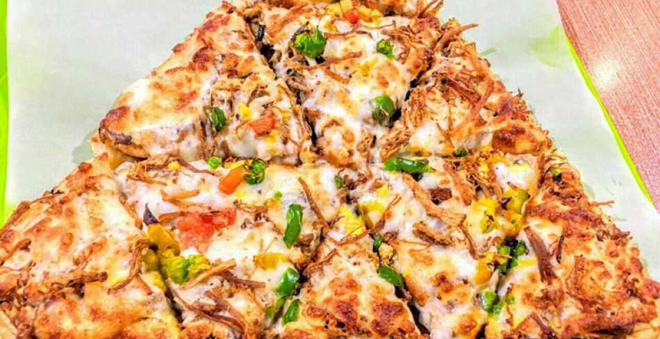 پیتزا مثلث یزد