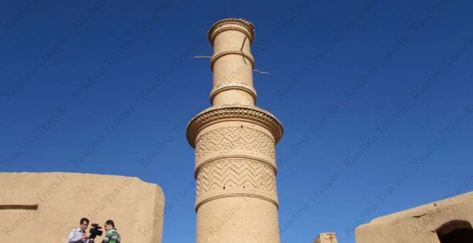 Kharanaq Shaking Minaret ( Monar Jonban )