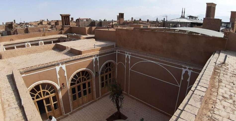 خانه فرخی یزدی
