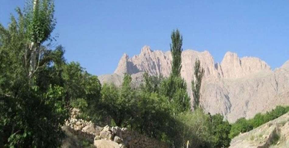 روستای طزرجان تفت