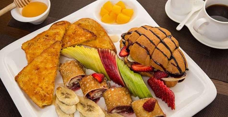 کافه رستوران دی فود یزد