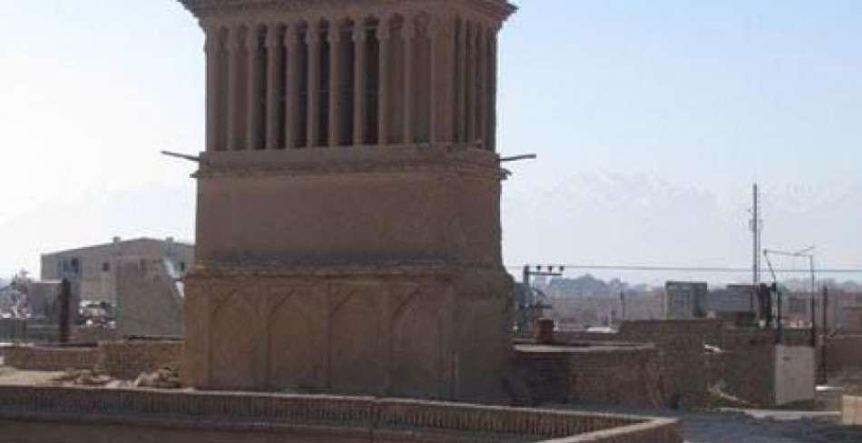 خانه قجری سلیمی یزد
