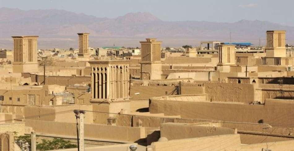 خانه رفیعیان یزد