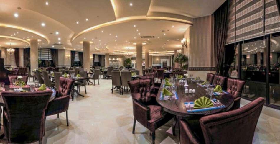 Ariana Restaurant in Yazd