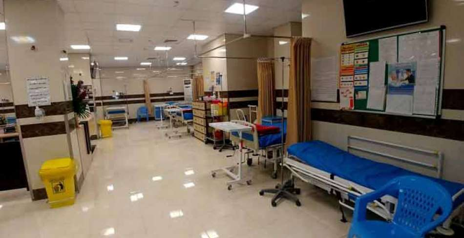 مرکز بهداشتی درمانی نعیم آباد