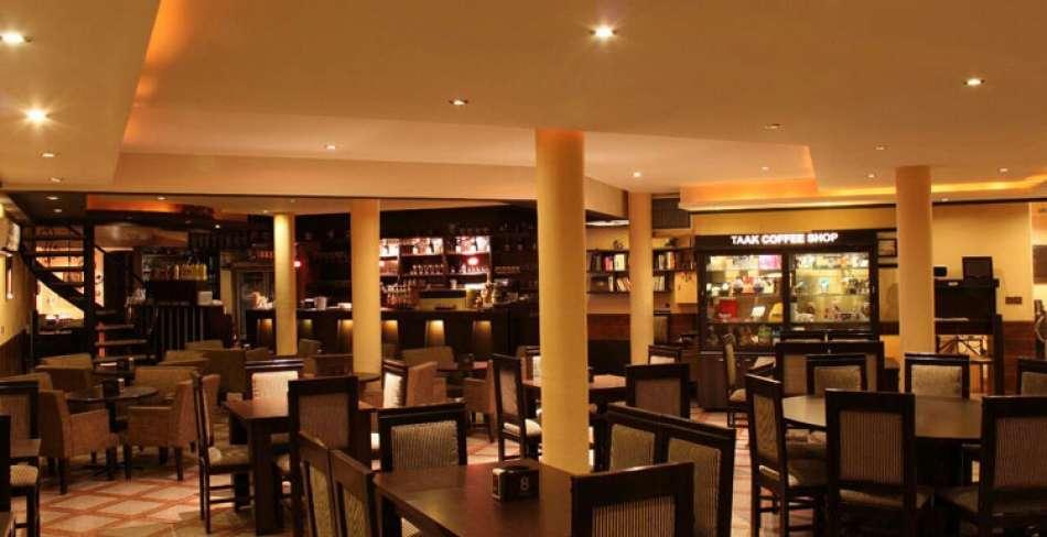 کافه رستوران تاک یزد