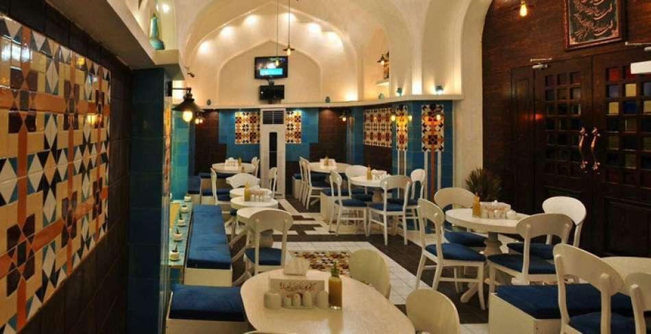 کافه عدسی یزد ( رستوران پناهنده )