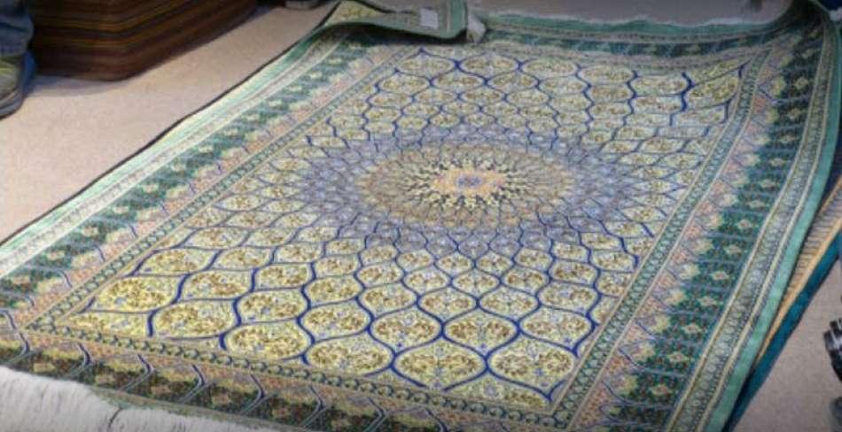 فرش و گلیم دستباف فاضلی