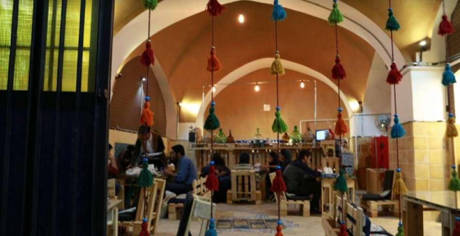 کافه وزیری یزد