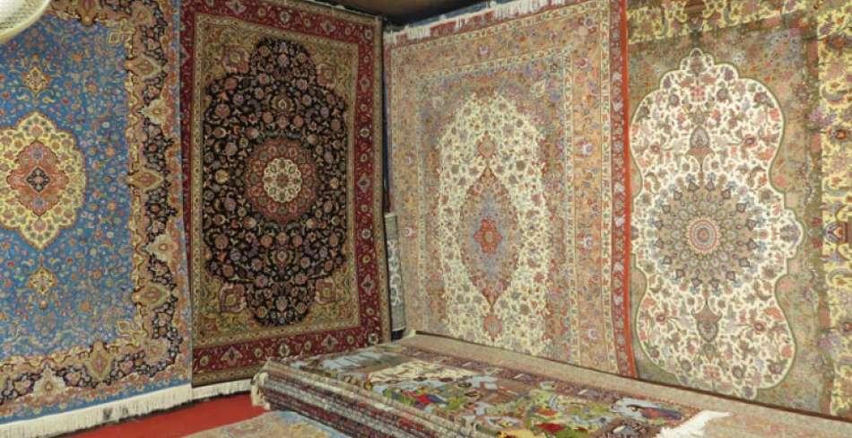 فرش دستباف قمات یزد