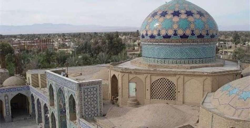 امامزاده عبدالله بافق