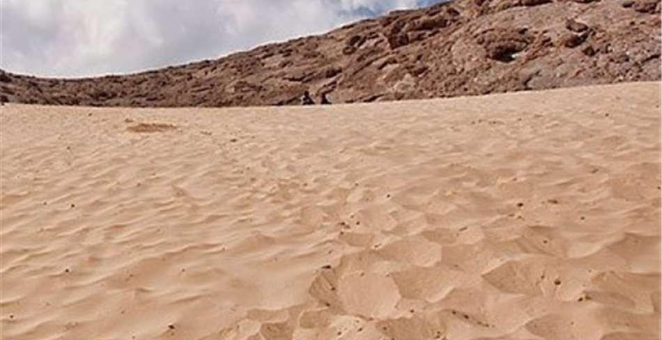 کوه ریگ مهریز